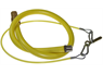½ BSP Male to ½ BSP Female Catering Gas Hose